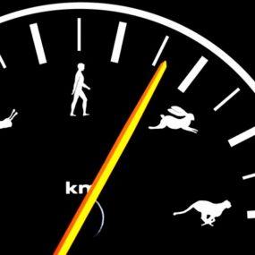 Process Improvement Speedometer