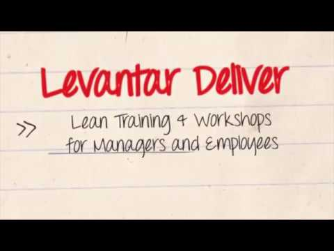 Lean Manufacturing Training & Consulting Across the UK