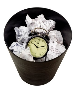 Lean Waste in a Law Firm? It's only 20-40% of Time
