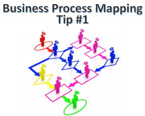 Business Process Mapping Tip #1